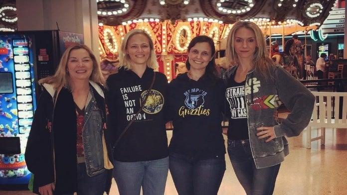 White Women Wear Hoodies In 'No Hoodie' Mall To Prove Racial Profiling