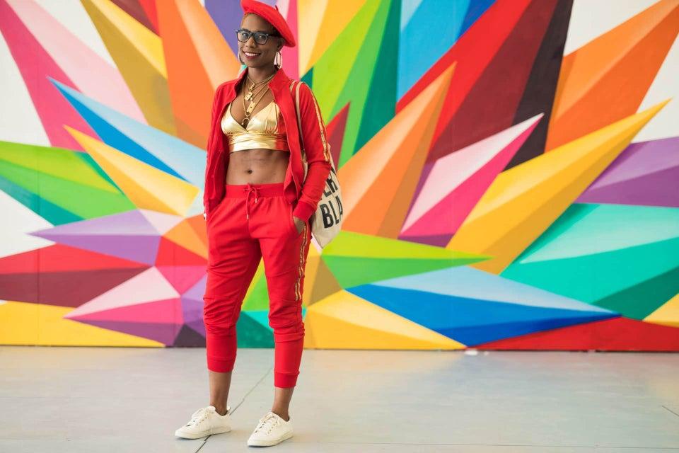 Proof That Art Basel Miami Beach Isn't Just An Art Scene, It's Also A Fashion Scene
