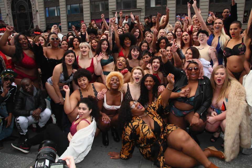 'The Real Catwalk' Event Reminds The World That Sexy Comes In All Sizes