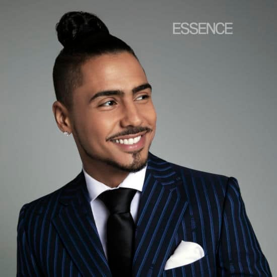 EXCLUSIVE: Quincy Brown Talks New Film, Music And Rocking Fly Holiday Suiting!