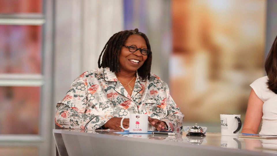 She's (Almost) Back! Whoopi Goldberg Returns To 'The View': 'This Is My First Foray Out'