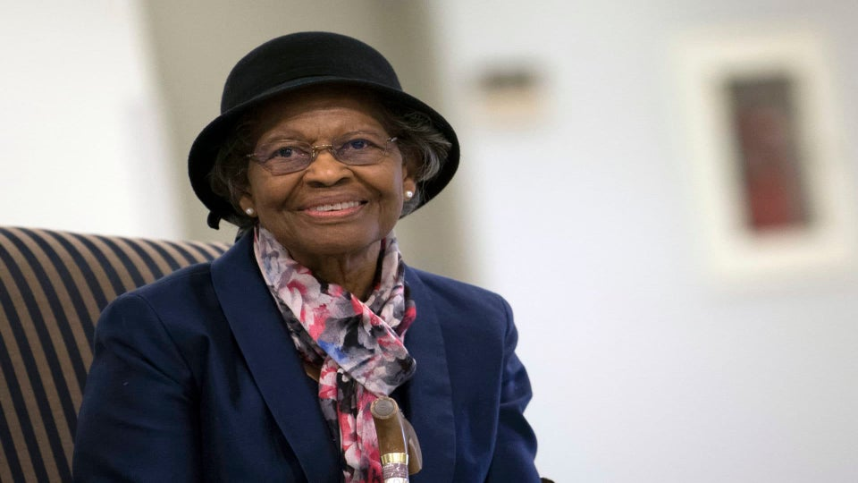Dr. Gladys West, Another 'Hidden Figure,' Inducted Into Air Force Hall Of Fame