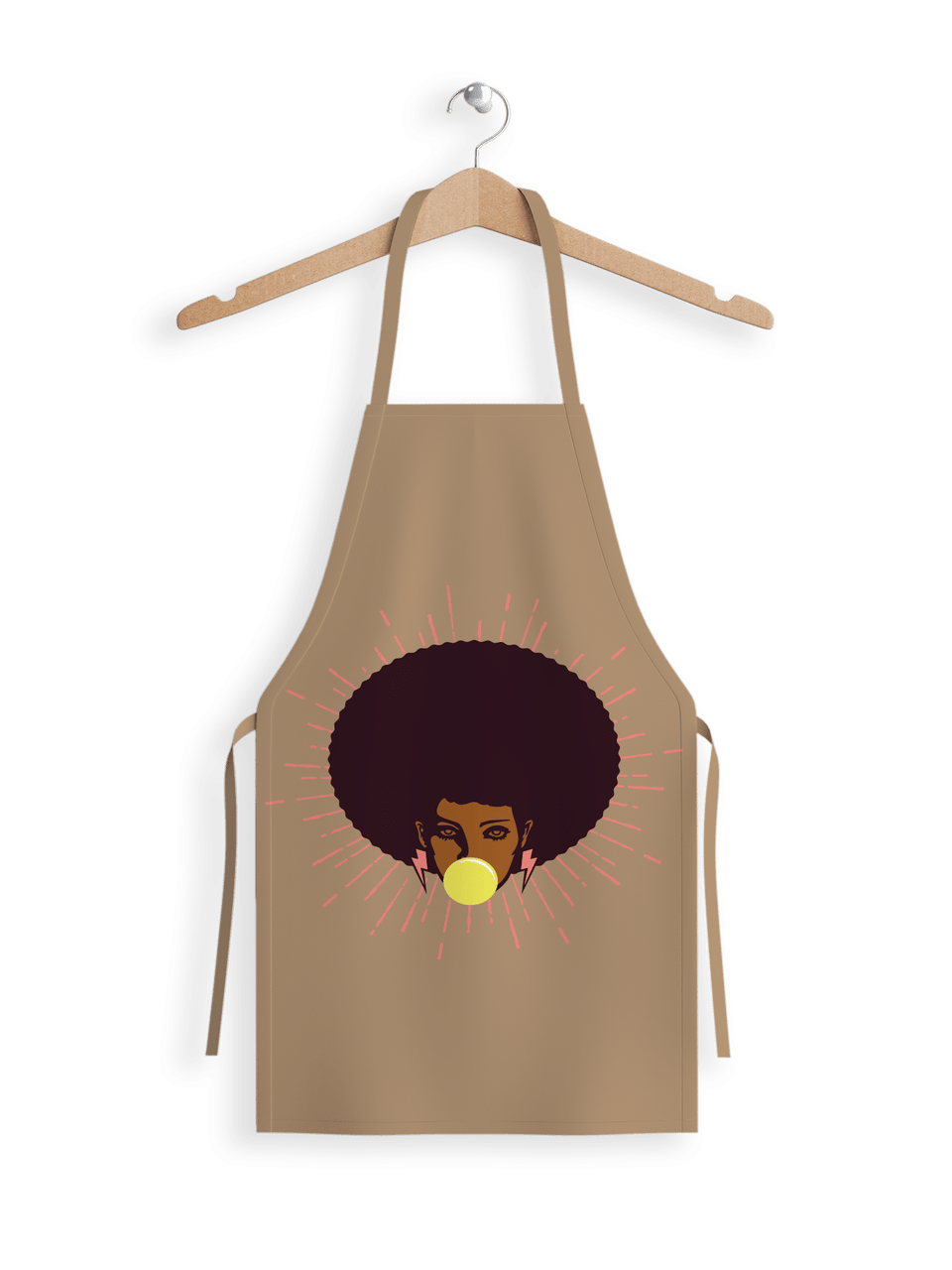 This Super Cute Black Owned Apron Line is Perfect For Any Cook in Your Life