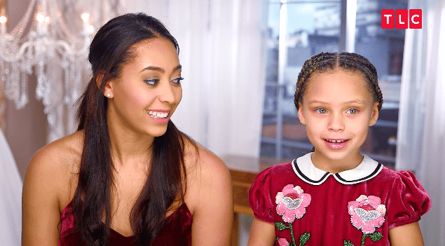 Steph Curry's Sister Sydel Gets A Little Help From Riley On 'Say Yes To The Dress'