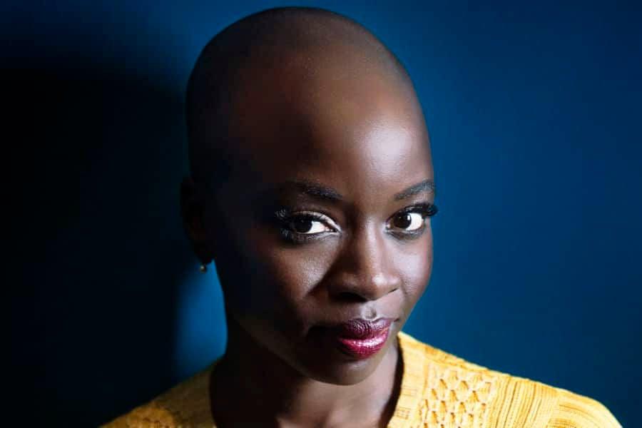Danai Gurira Shares How Growing Up In Zimbabwe Fueled Her ...