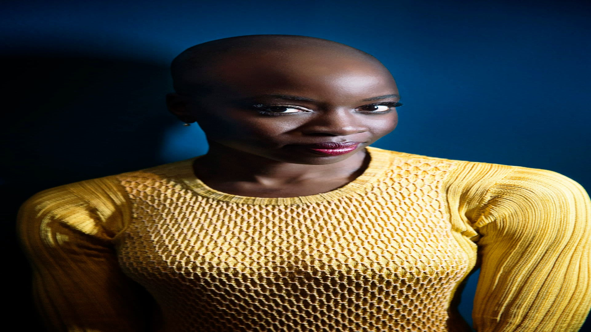 Danai Gurira Shares How Growing Up In Zimbabwe Fueled Her Support Of The Work To Eradicate HIV/AIDS