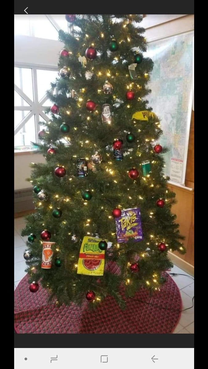 Minneapolis Police Officers Suspended For Racist Christmas Tree