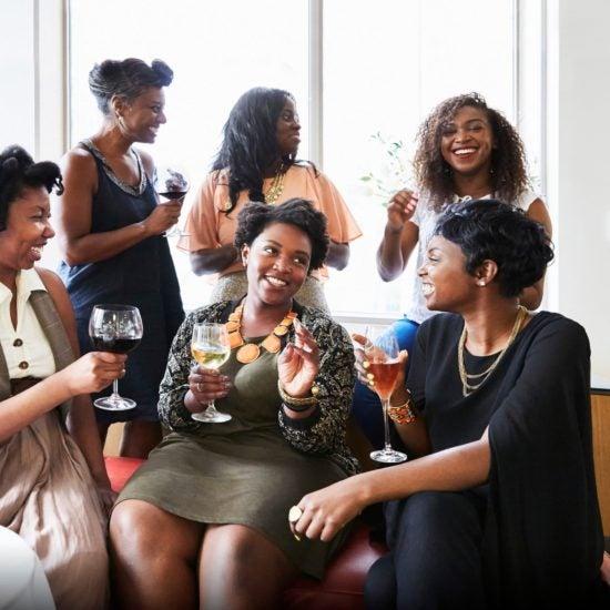 Join the Black Girl Magic Wine Club