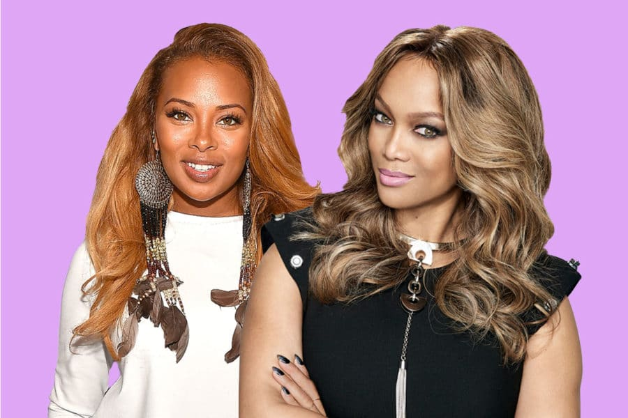 Eva Marcille's Sweet Birthday Message to Tyra Banks Will Make You Want to Call Your Mentor