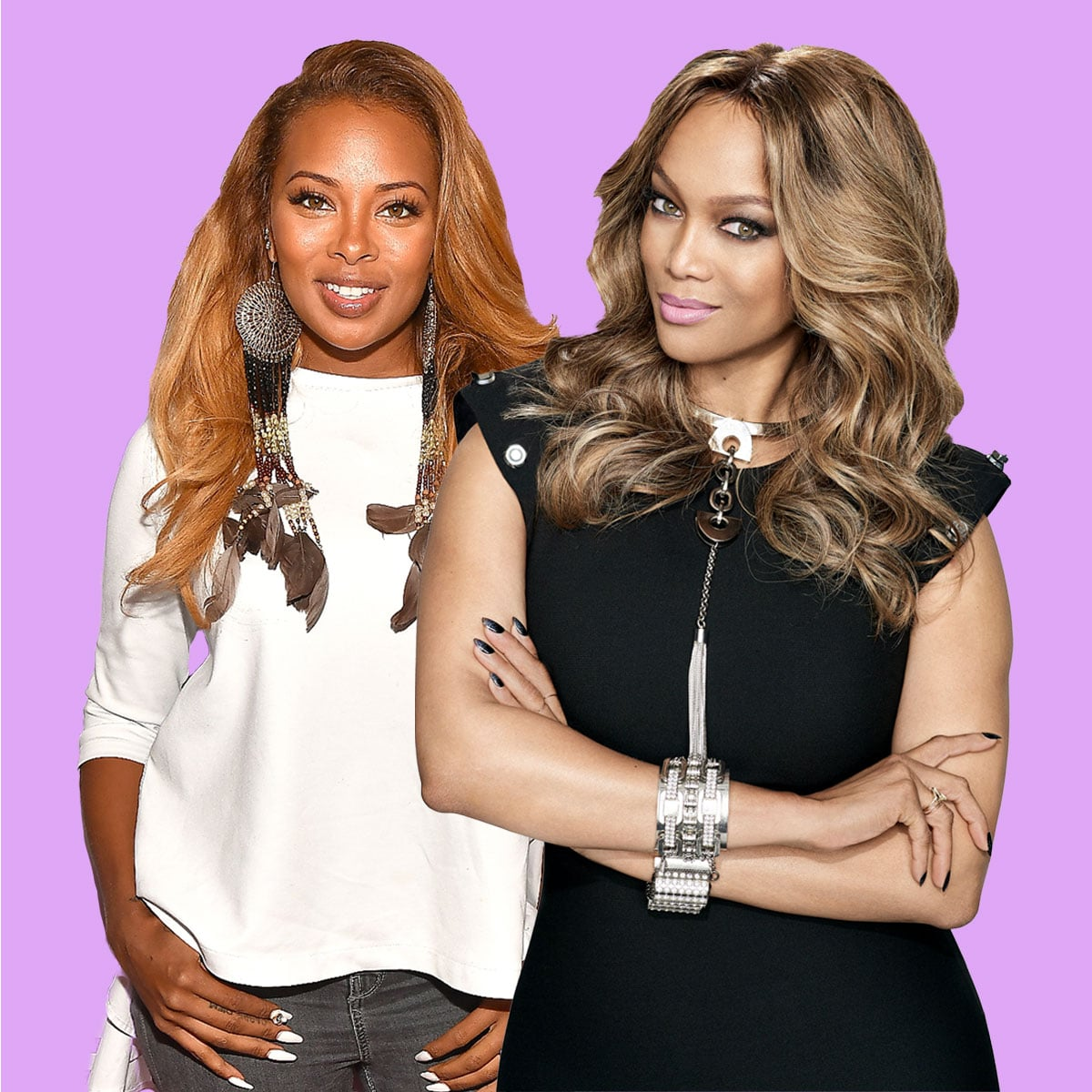 Tyra Banks Now: Eva Marcille's Sweet Birthday Message To Tyra Banks Will