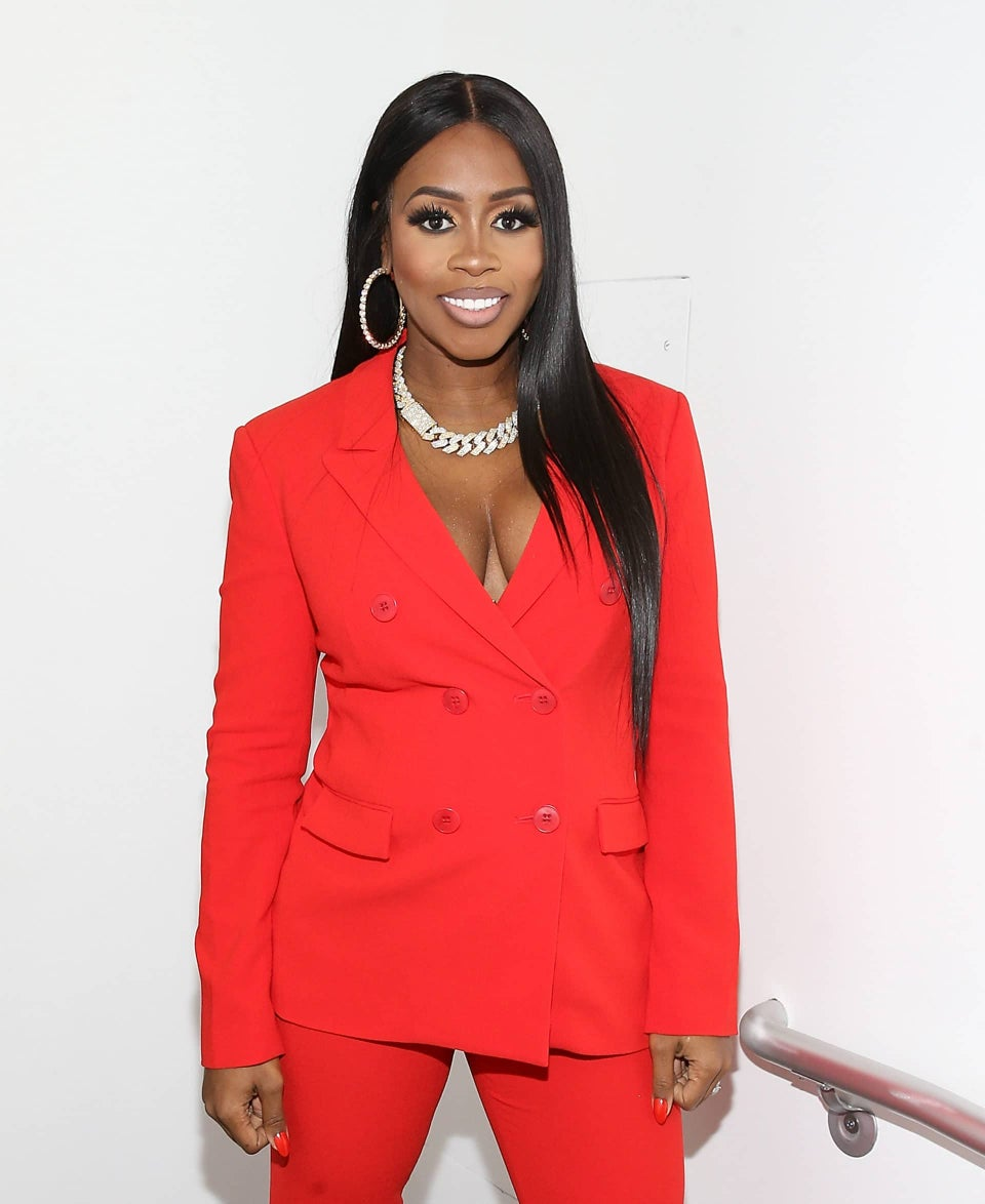 Remy Ma Just Shared The Most Beautiful Photo Of Her Growing Baby Bump