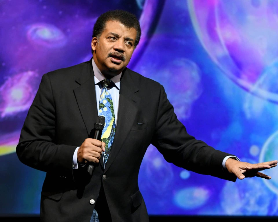 Neil DeGrasse Tyson's NatGeo Show Suspended Amid Sexual Misconduct Investigation