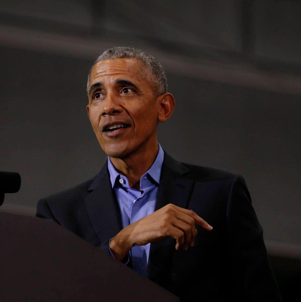 Former President Barack Obama Shares His Favorite Songs Of 2018