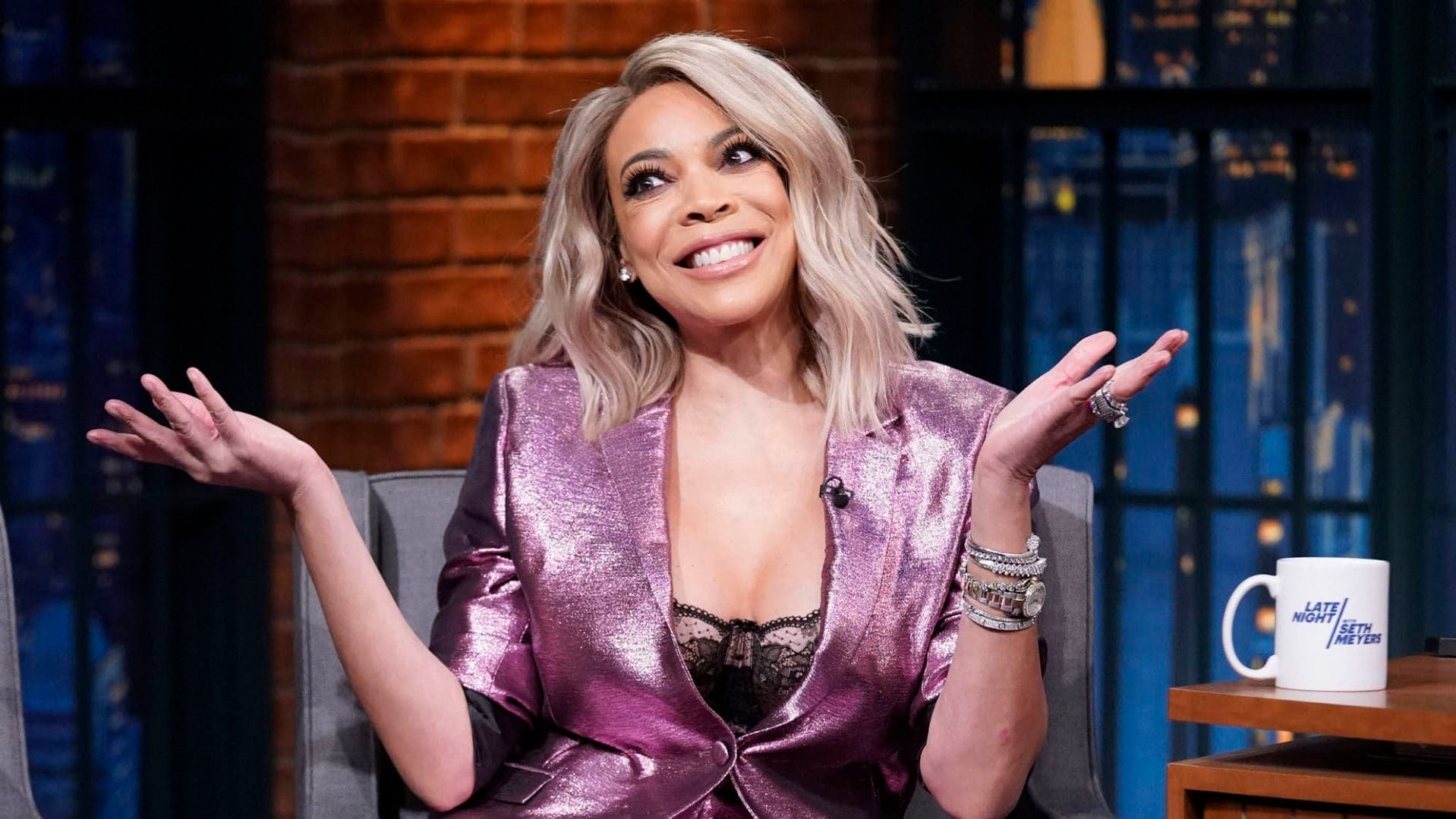 Wendy Williams Is Dating Again! (You Better Thrive, Sis!)