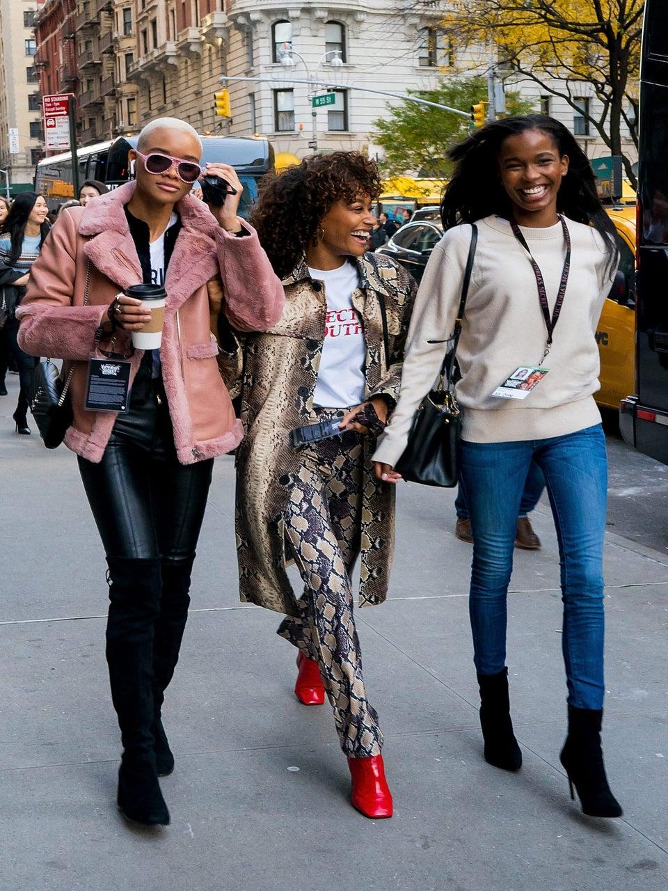 ESSENCE News: Inside The 2018 Victoria's Secret Fashion Show