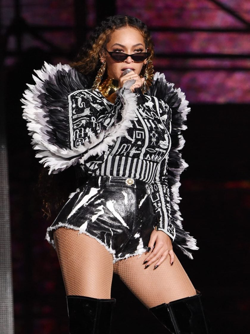 World Stop! Beyoncé Slays All Of Her Outfits At South Africa Global Citizen Festival