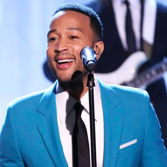 A Real One! John Legend Brushes Off Praise That He Was 'Brave' To Appear In R. Kelly Doc