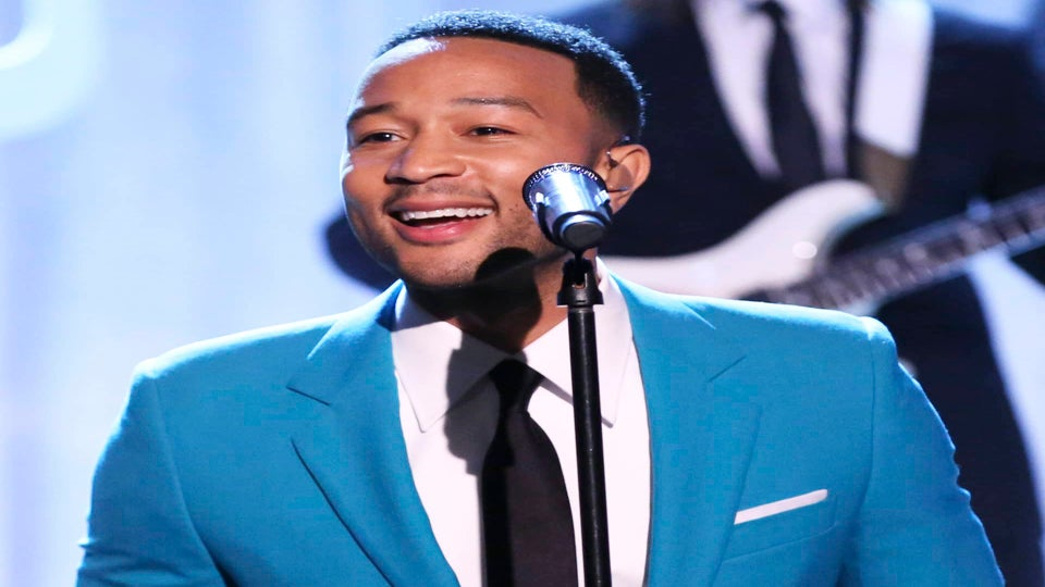 John Legend Brushes Off Praise That He Was 'Brave' To Appear In R. Kelly Doc