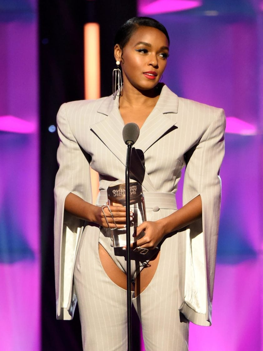 Janelle Monae: 'The Most Difficult Trail To Blaze Is The One That Takes Us Inside Of Who We Are'