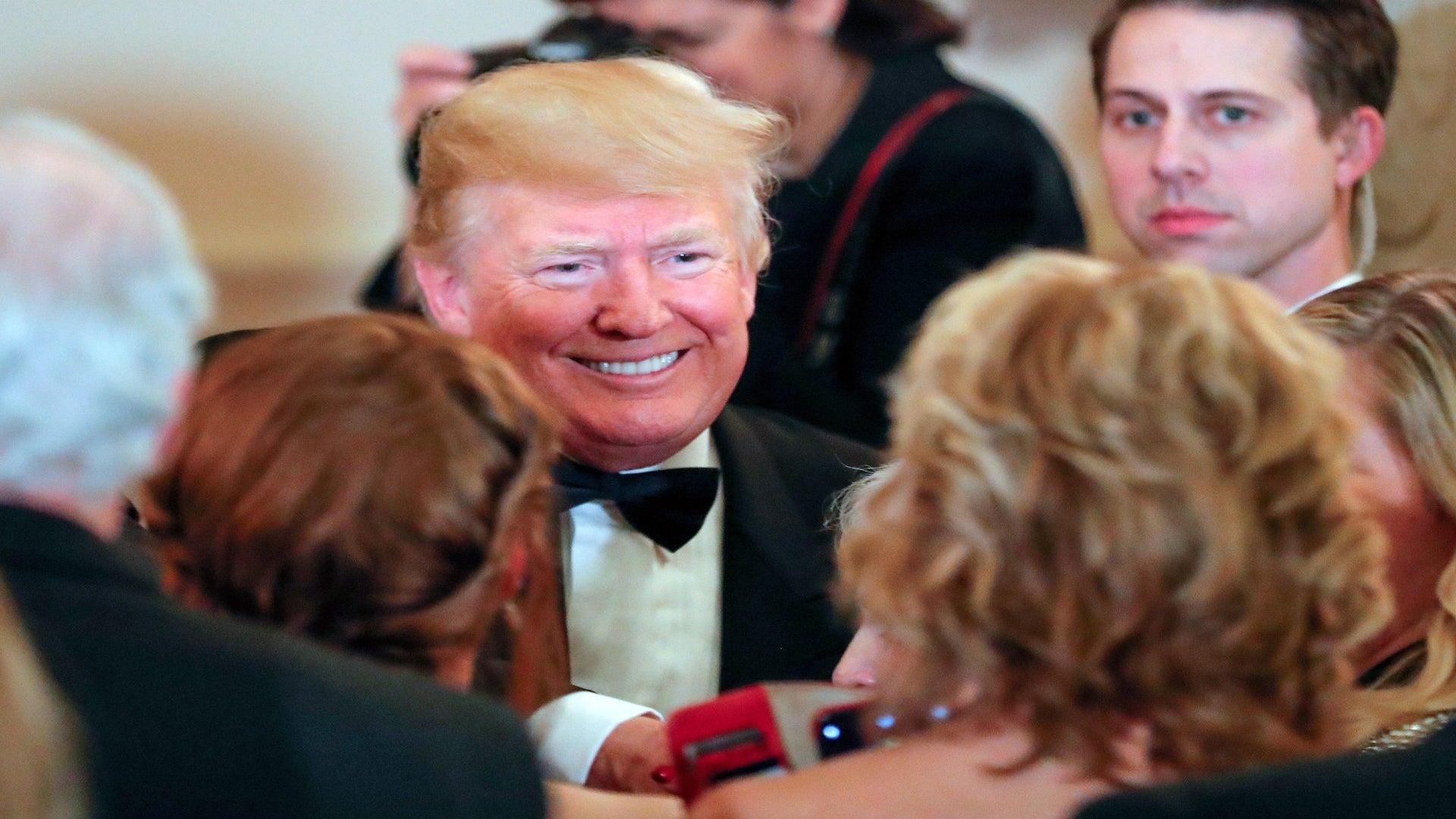 Trump's Border Wall Will Be 'Artistically Designed Steel Slats'