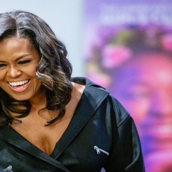 Michelle Obama Writes Powerful Letter To Younger Self Every Black Woman Should Read