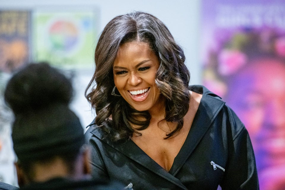 Michelle Obama Tells Her Younger Self 'You Are Enough' In Open Letter
