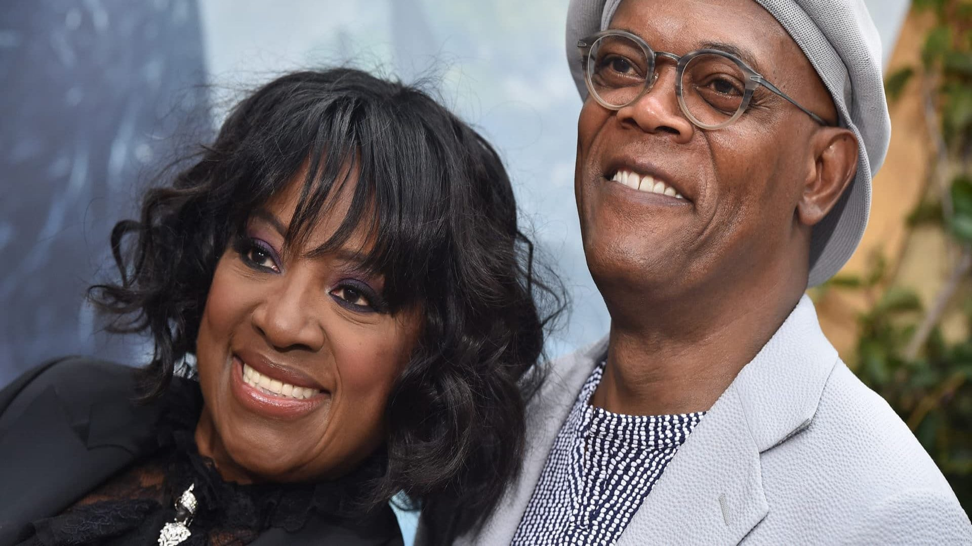 Samuel L. Jackson's Wife LaTanya Richardson Jackson Reveals What's Kept Their Marriage Together For 38 Years