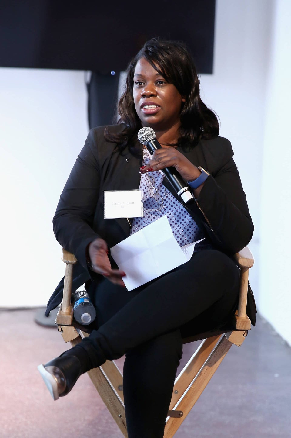 Meet The Woman Responsible For Giving Women Of Color More Visibility On Stages Across America