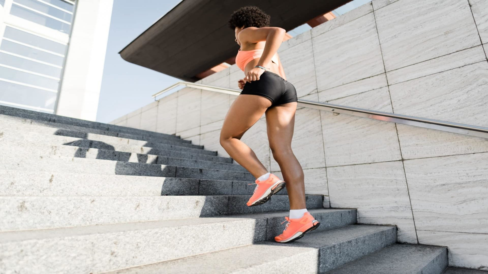Stair Climbing – Your Thanks to Fitness