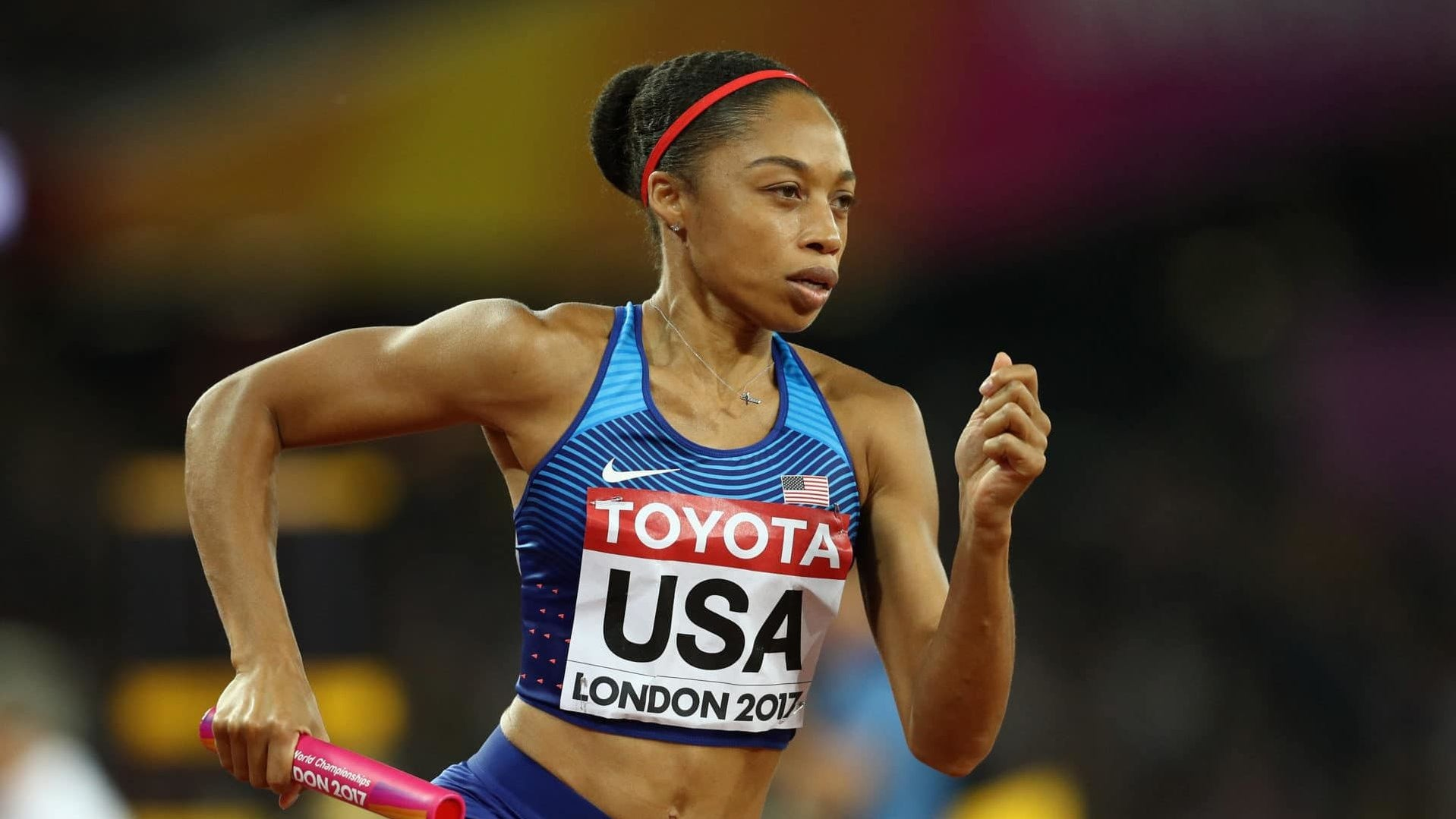 Nike Suggested Six-Time Olympic Gold Medalist Allyson Felix Was Worth 70 Percent Less After Getting Pregnant