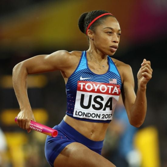 Olympic Champion Allyson Felix Welcomes A Baby Girl And Opens Up About Her Daughter Being Premature