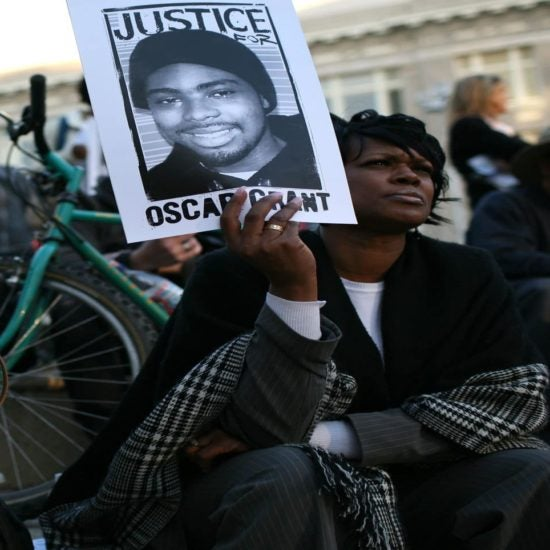 Oscar Grant's Family Wants Fruitvale Station Renamed In His Memory