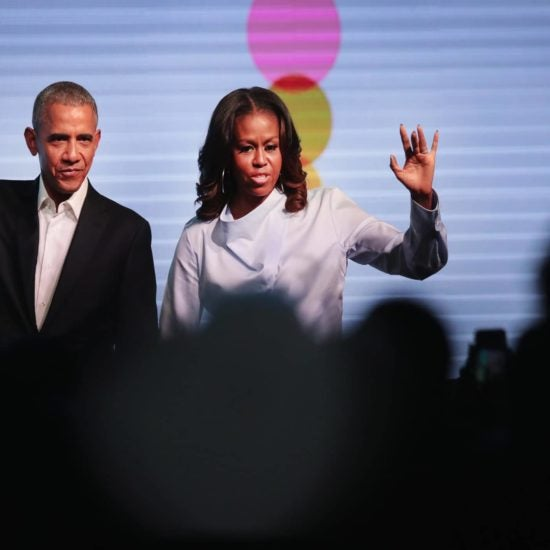 Barack And Michelle Obama To Develop Podcasts For Spotify