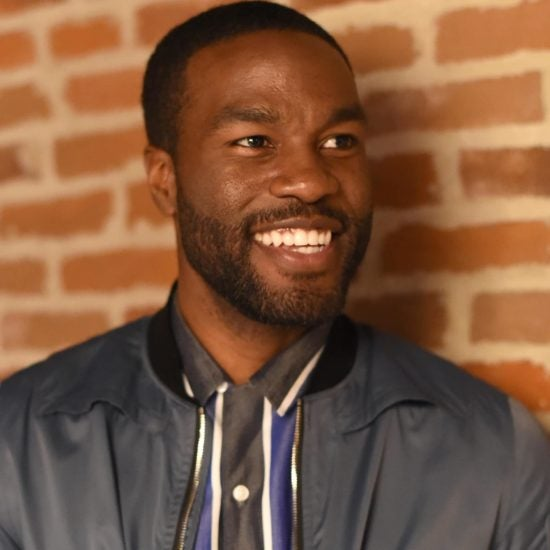 'Aquaman's' Yahya Abdul-Mateen II Readies For His Big Splash