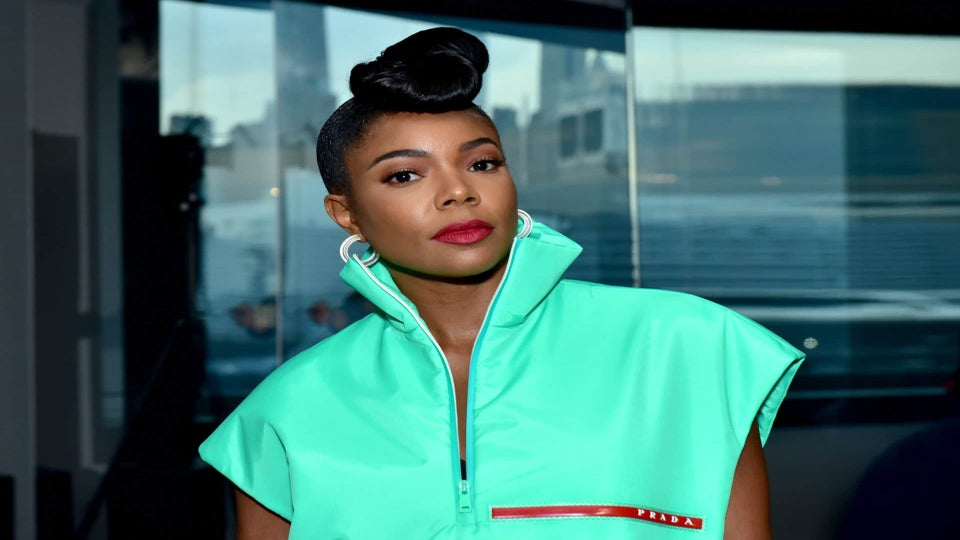 Serious Accident On The Set Of Gabrielle Union's New Show Shuts Down Production