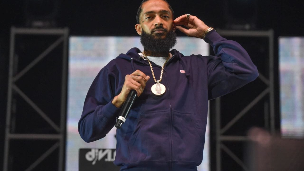 Nipsey Hussle's Memorial Service Sold Out In 20 Minutes