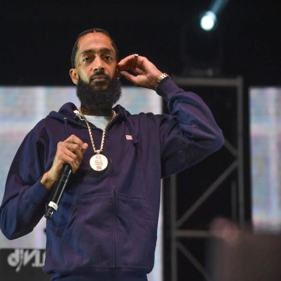 Watch Nipsey Hussle's Memorial Service Live Now