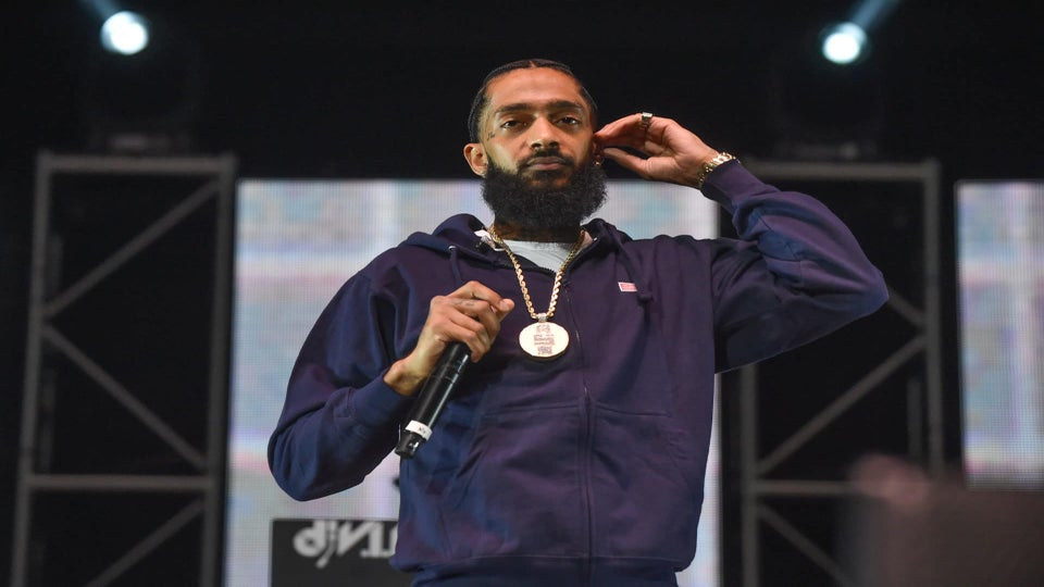 Celebrities React In Shock And Sadness Over Nipsey Hussle's Death