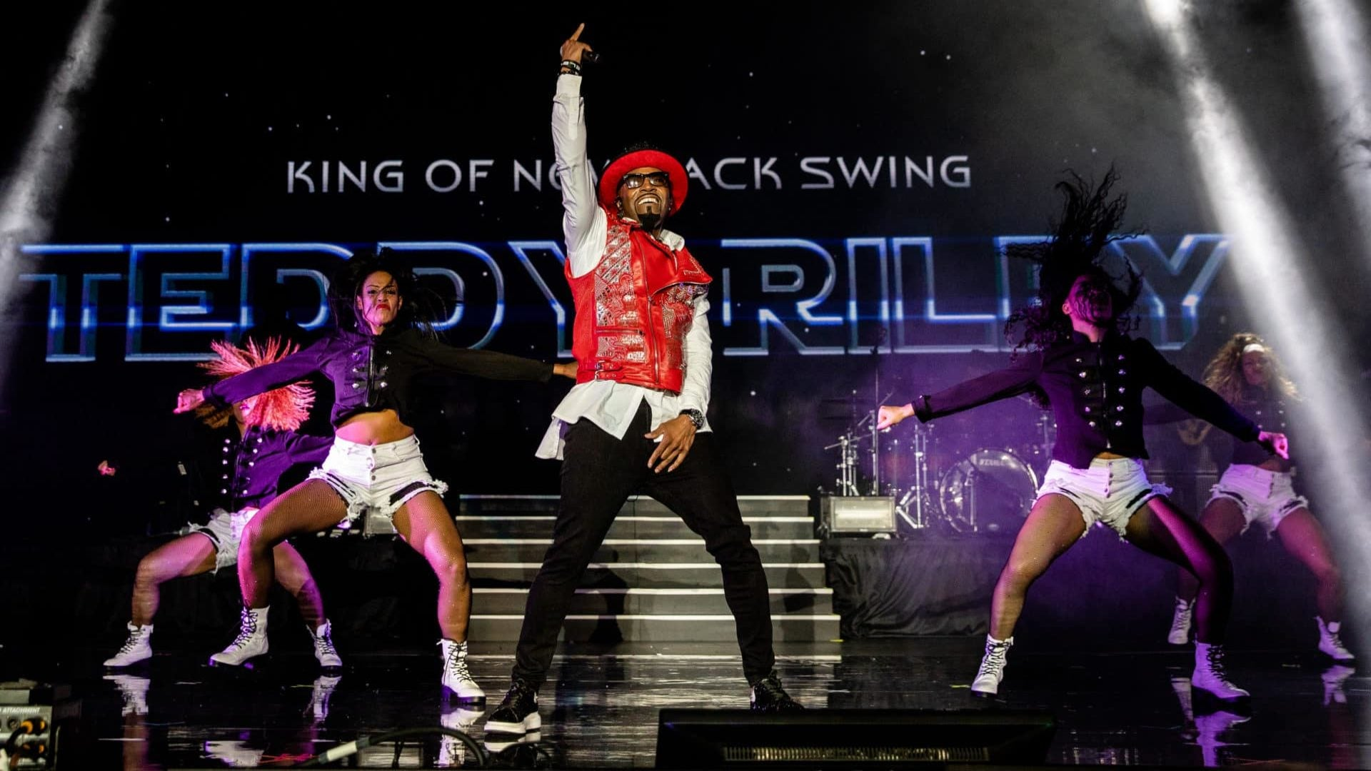 Teddy Riley Receives The Key To Harlem & Rocks The Apollo With Two Star-Studded Homecoming Shows