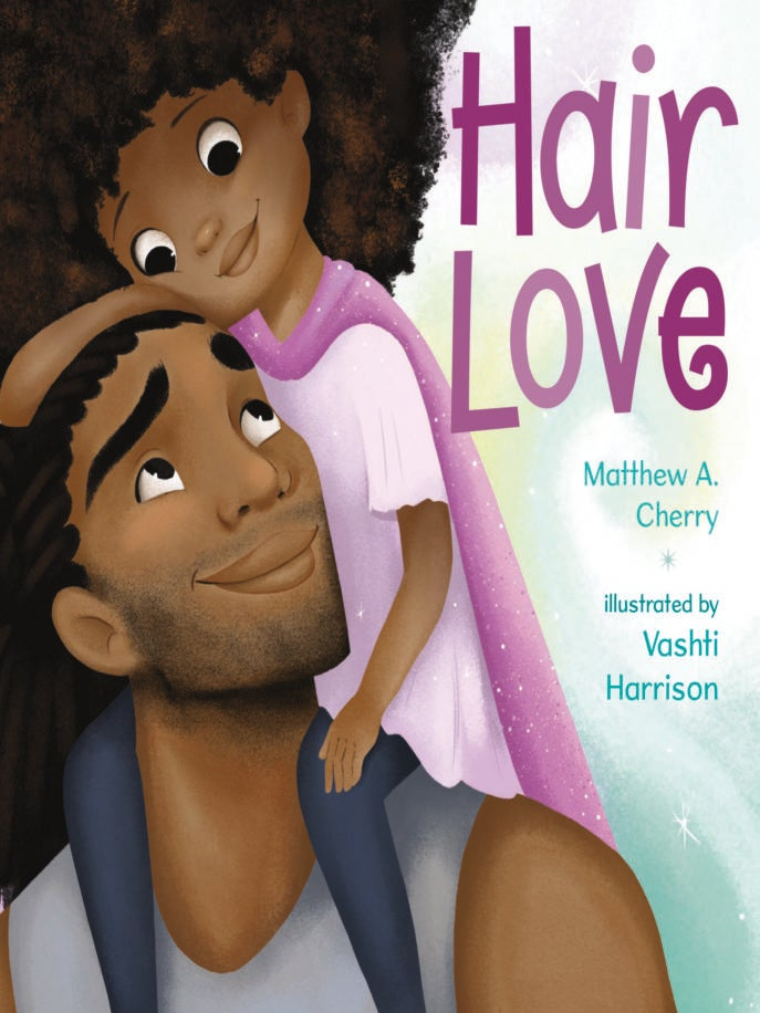 Matthew A. Cherry Wants 'Hair Love' To 'Chip Away At' Negative Stereotypes Around Black Fathers