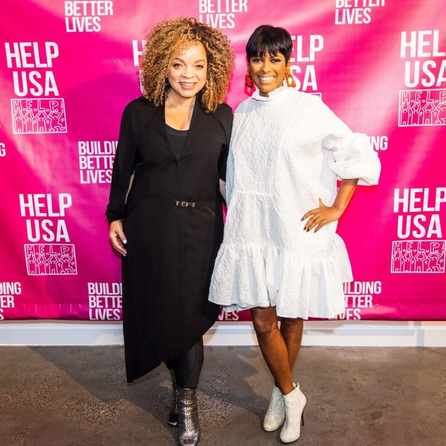 """How Tamron Hall and Ruth E. Carter's Sisters Prepared Them For The """"Me Too"""" Movement"""