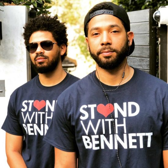 Brothers Jussie Smollett And Jake Smollett Join The Fight To Save All-Women's HBCU Bennett College