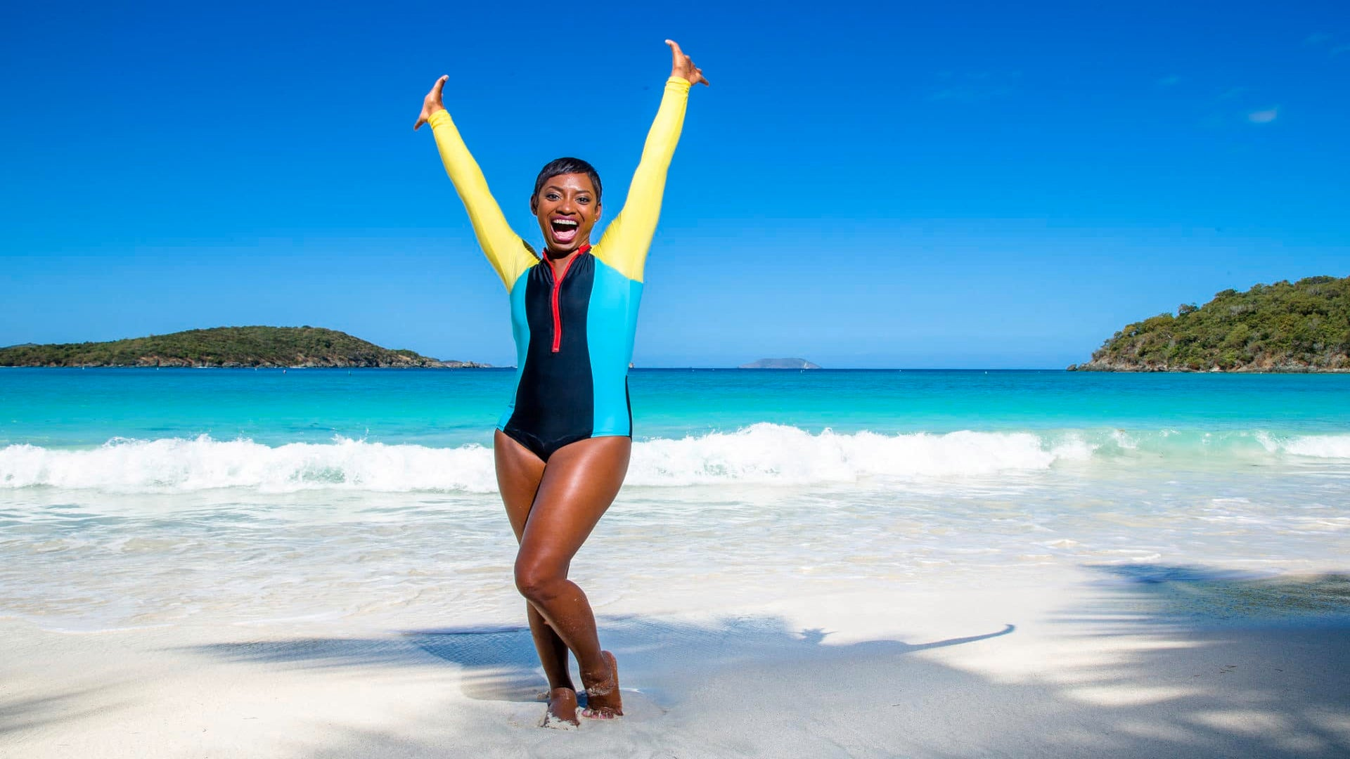 How This Black Woman Created Her Own Lane and Landed A Show On The Travel Channel