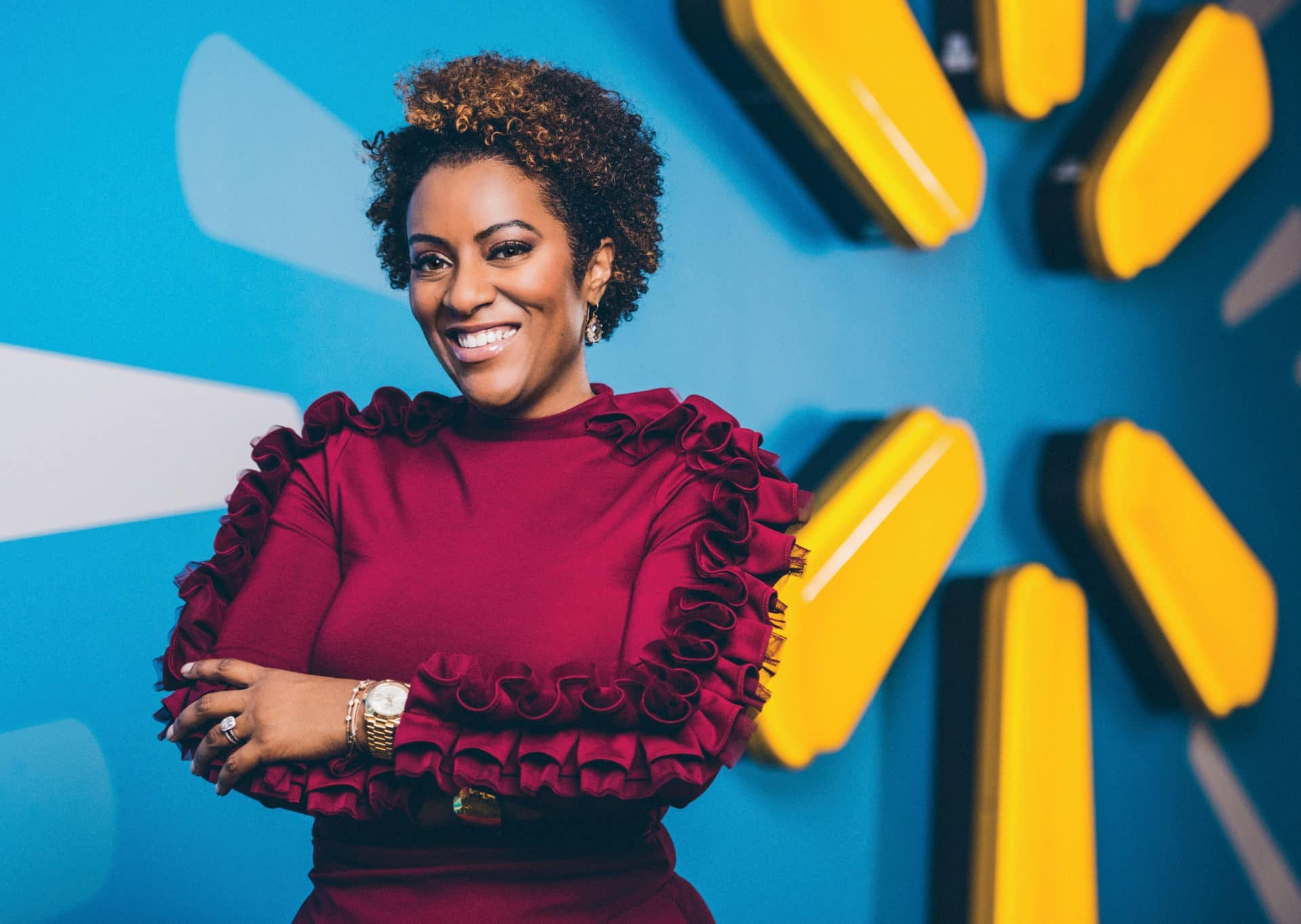 This Walmart VP Has Advice For Every Black Woman Rising Through The Ranks