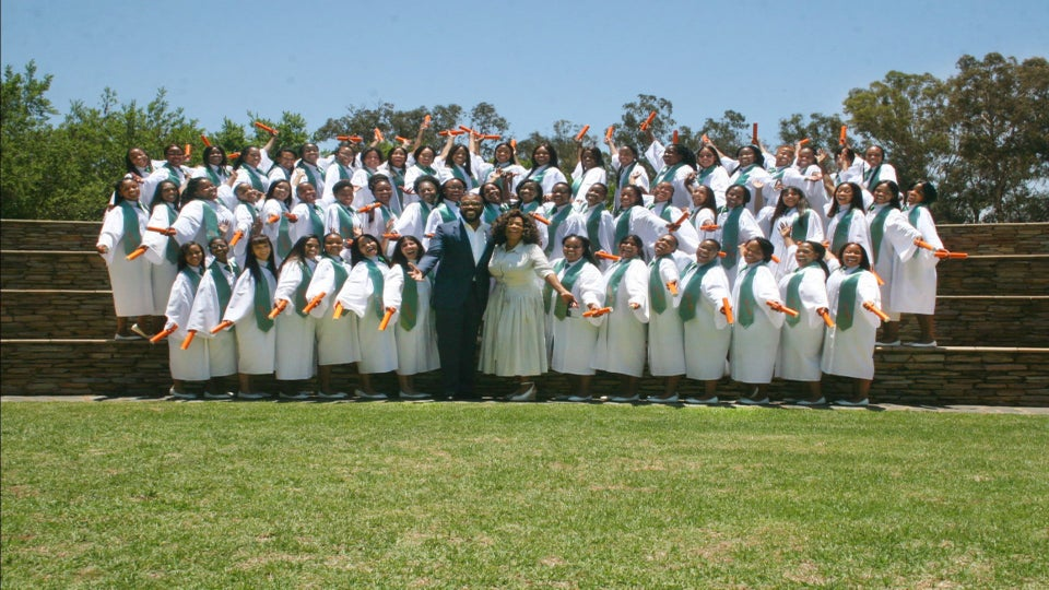 Oprah Winfrey's Academy for Girls Celebrates 7 Years of Excellence In South Africa