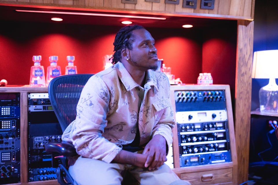 Rapper Pusha T Says We'll Get 'New Music For Sure' In 2019