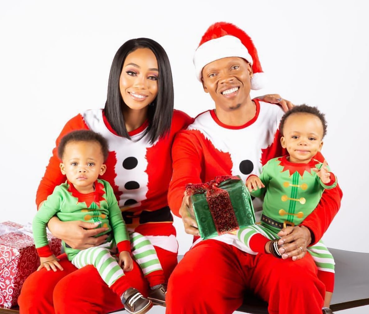 Family Christmas Pictures.A Roundup Of Our Favorite Family Christmas Photos From Diddy