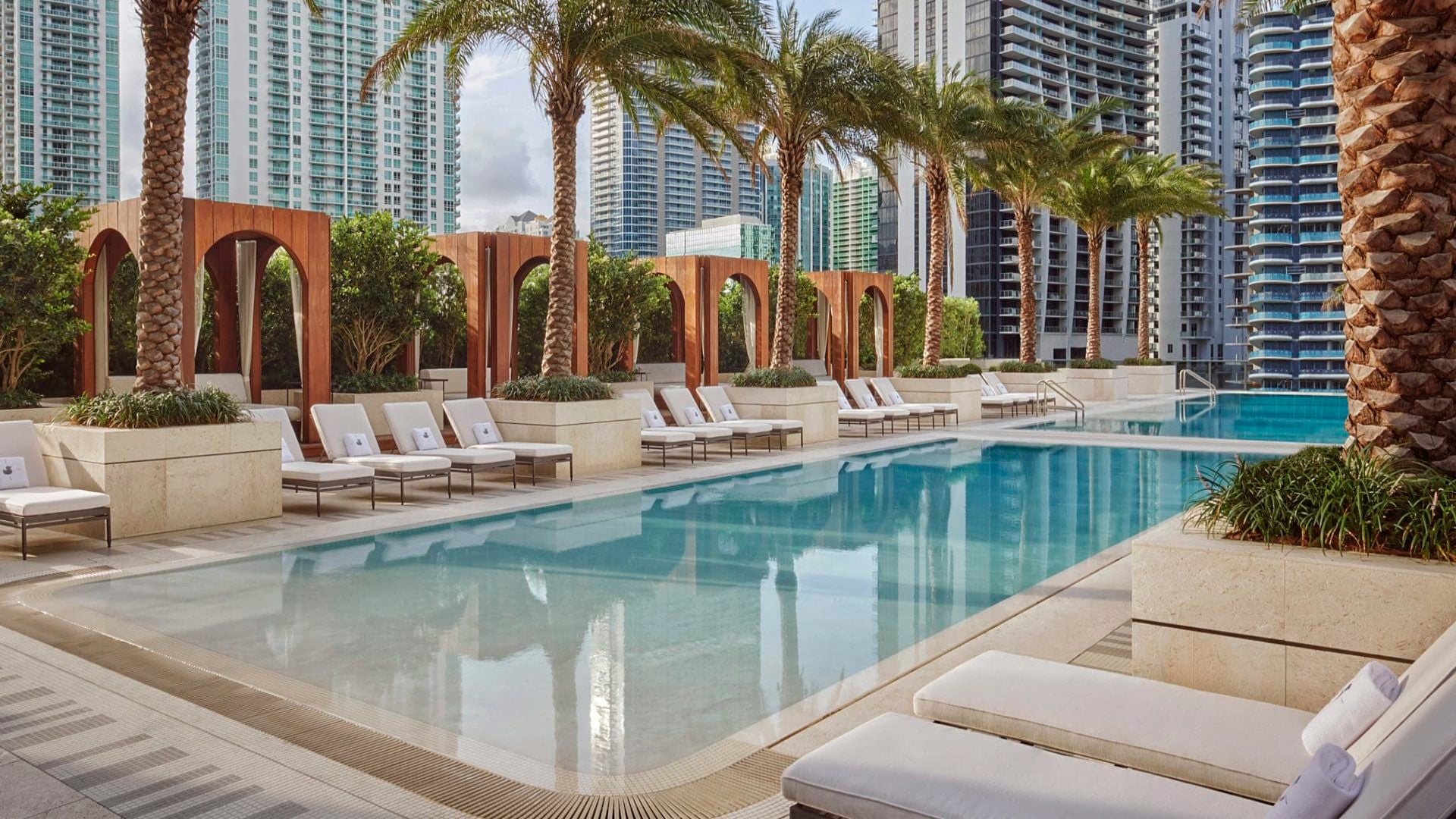 Feel At Home On Vacation At This Luxe New Miami Hotel (Where The Suites Have Everything You Need)