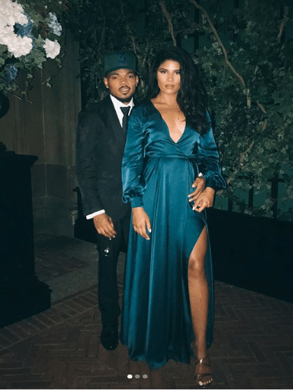 Chance The Rapper Tells The Sweet Story of How He Met His Fiancée, Kristen Corley
