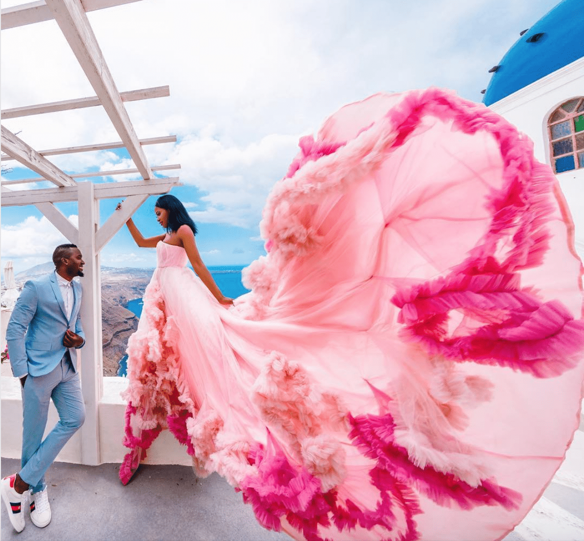 12 Couples That Took Their Love Global on Instagram in 2018